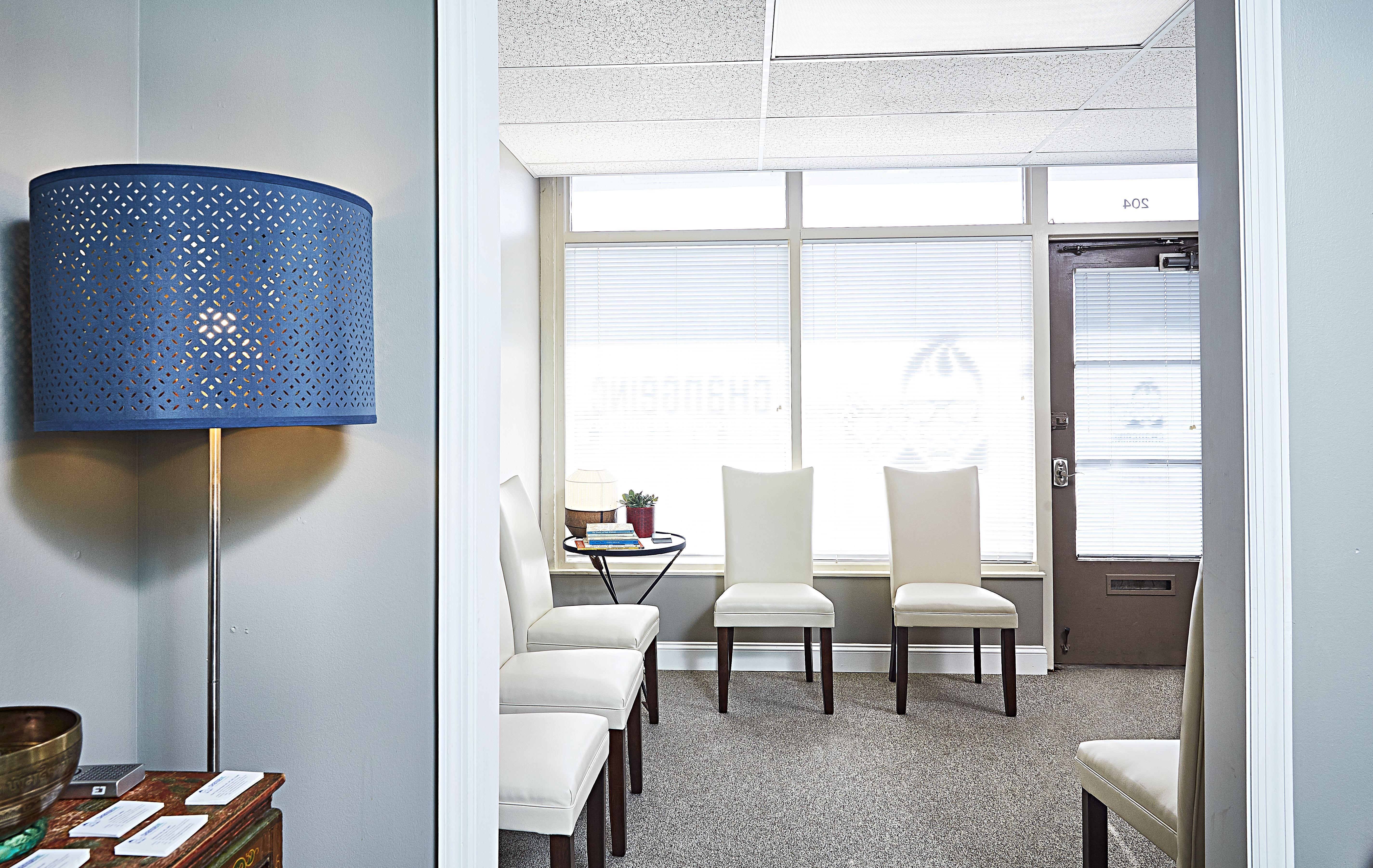 Hampton & 44 Waiting Room Looking Toward Front Door
